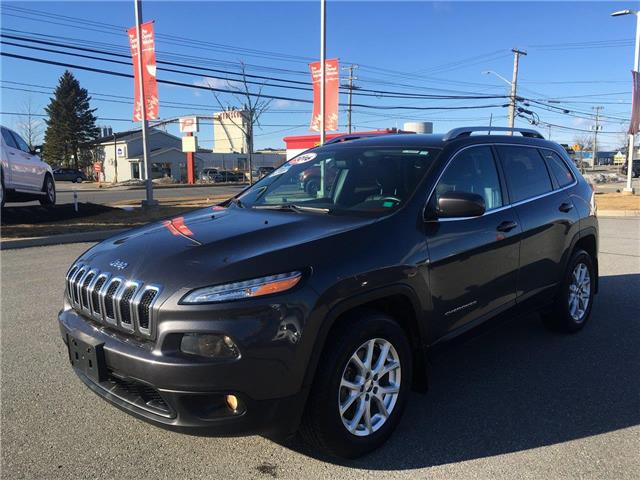 2016 Jeep Cherokee North (Stk: T753165A) in Saint John - Image 1 of 45