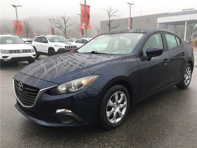 2015 Mazda Mazda3 GX (Stk: E101217A) in Saint John - Image 1 of 23