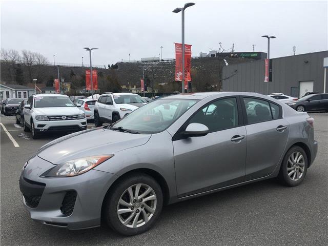 2012 Mazda Mazda3 GX (Stk: N336726D) in Saint John - Image 1 of 5