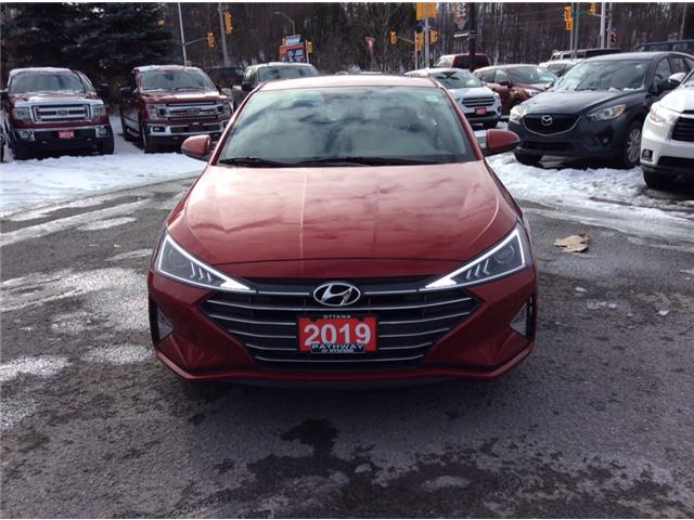 2019 Hyundai Elantra Preferred (Stk: X1382) in Ottawa - Image 2 of 14
