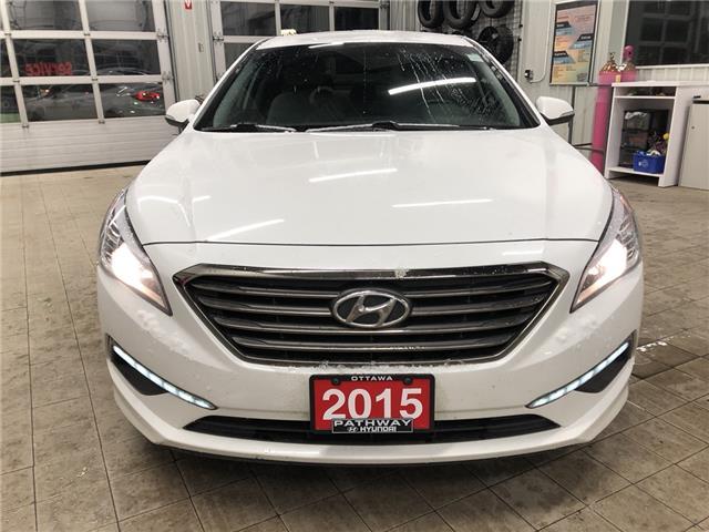 2015 Hyundai Sonata GL (Stk: R95717A) in Ottawa - Image 2 of 13