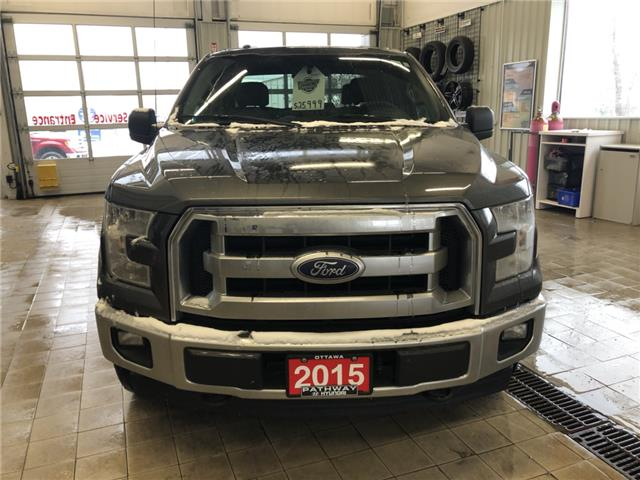 2015 Ford F-150 XLT (Stk: P3367) in Ottawa - Image 2 of 16