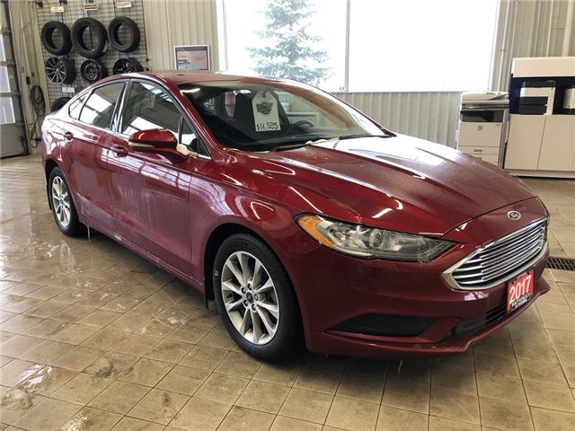 2017 Ford Fusion SE (Stk: P3419) in Ottawa - Image 1 of 14