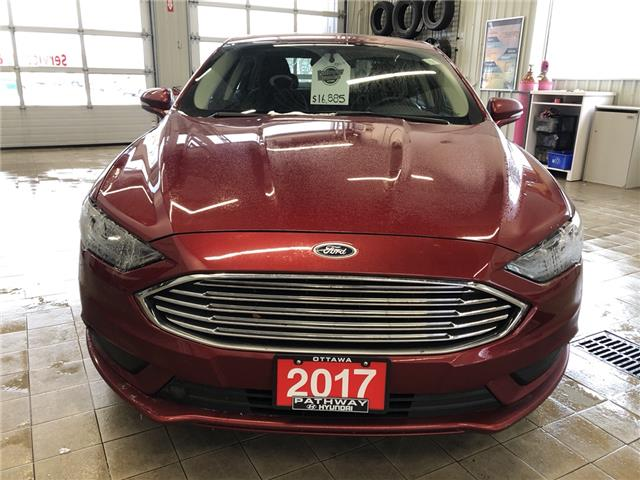 2017 Ford Fusion SE (Stk: P3419) in Ottawa - Image 2 of 14