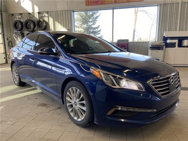 2015 Hyundai Sonata Limited (Stk: P3451) in Ottawa - Image 1 of 13