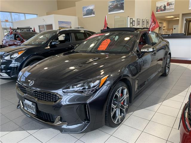2020 Kia Stinger GT Limited w/Red Interior (Stk: ST03196) in Abbotsford - Image 1 of 27