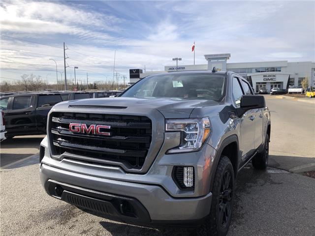 2020 GMC Sierra 1500 Elevation (Stk: LZ108426) in Calgary - Image 1 of 16