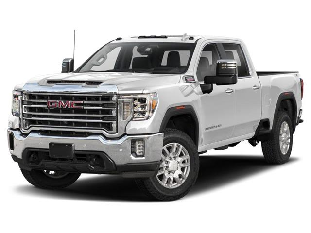 2020 GMC Sierra 2500HD SLT (Stk: LF172528) in Calgary - Image 1 of 9