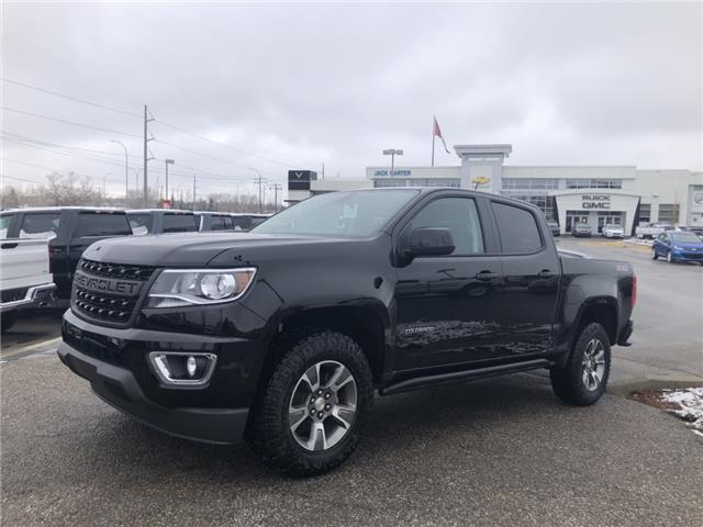 2020 Chevrolet Colorado Z71 (Stk: L1100795) in Calgary - Image 1 of 10