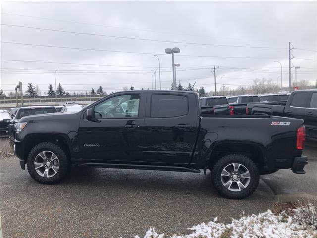 2020 Chevrolet Colorado Z71 (Stk: L1100795) in Calgary - Image 2 of 10
