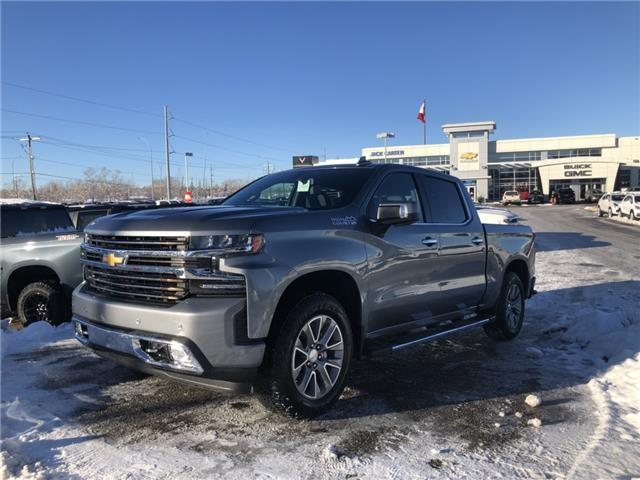 2020 Chevrolet Silverado 1500 High Country (Stk: LZ143374) in Calgary - Image 1 of 20