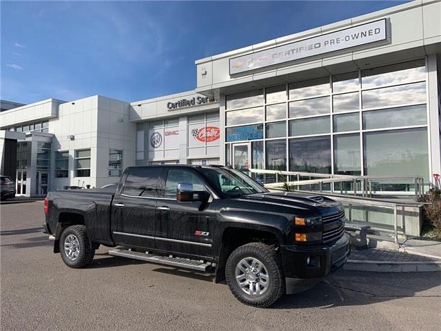 2019 Chevrolet Silverado 3500HD LTZ (Stk: 56629K) in Calgary - Image 1 of 23
