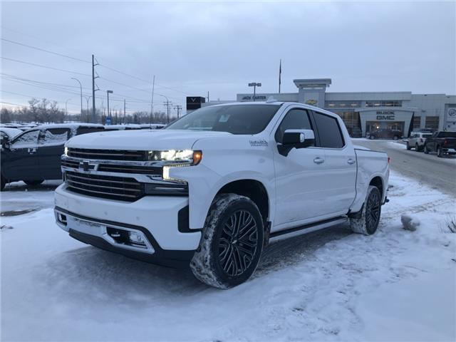 2020 Chevrolet Silverado 1500 High Country (Stk: LZ110872) in Calgary - Image 1 of 25