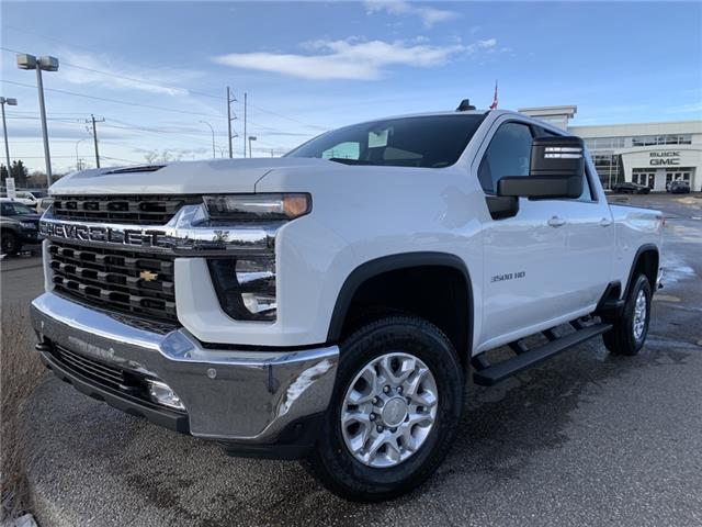 2020 Chevrolet Silverado 3500HD LT (Stk: LF340295) in Calgary - Image 1 of 27