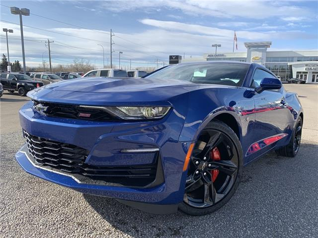 2021 Chevrolet Camaro 1SS (Stk: M0106957) in Calgary - Image 1 of 27
