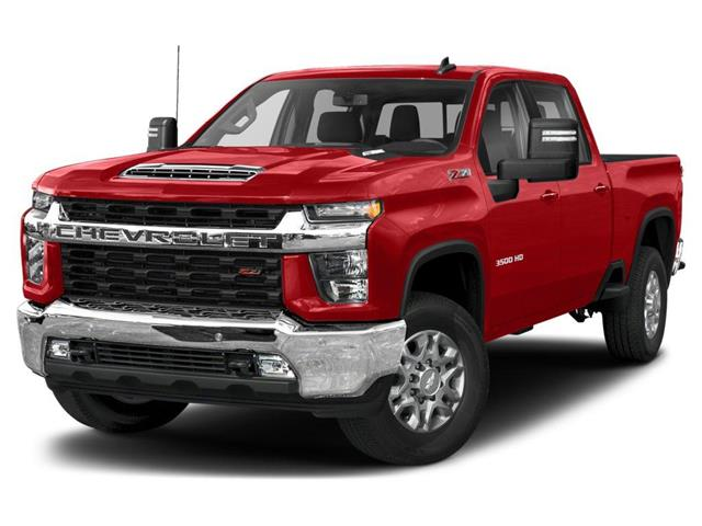 2021 Chevrolet Silverado 3500HD High Country (Stk: MF136205) in Calgary - Image 1 of 9