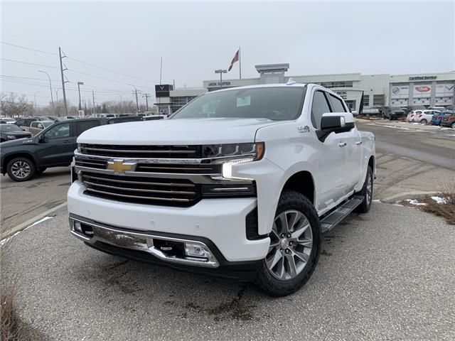 2021 Chevrolet Silverado 1500 High Country (Stk: MZ143391) in Calgary - Image 1 of 29