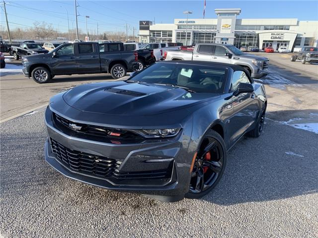 2021 Chevrolet Camaro 1SS (Stk: M0108196) in Calgary - Image 1 of 27