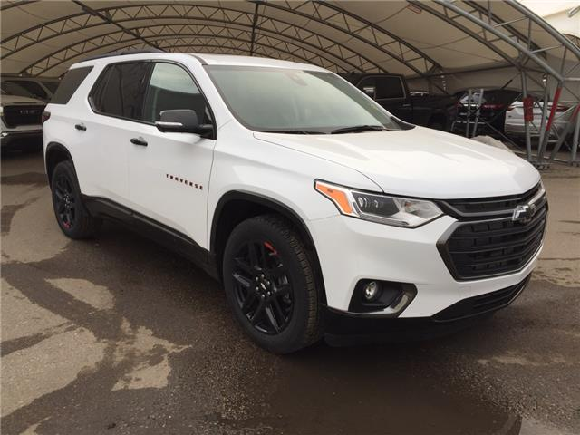 2020 Chevrolet Traverse Premier (Stk: 179815) in AIRDRIE - Image 1 of 5