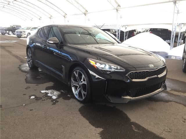 2019 Kia Stinger GT-Line (Stk: 182217) in AIRDRIE - Image 1 of 40