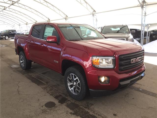2020 GMC Canyon All Terrain w/Leather (Stk: 181989) in AIRDRIE - Image 1 of 45