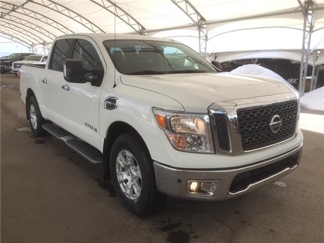2017 Nissan Titan SV (Stk: 182258) in AIRDRIE - Image 1 of 51