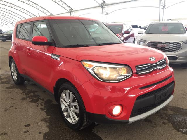 2019 Kia Soul EX (Stk: 182462) in AIRDRIE - Image 1 of 32