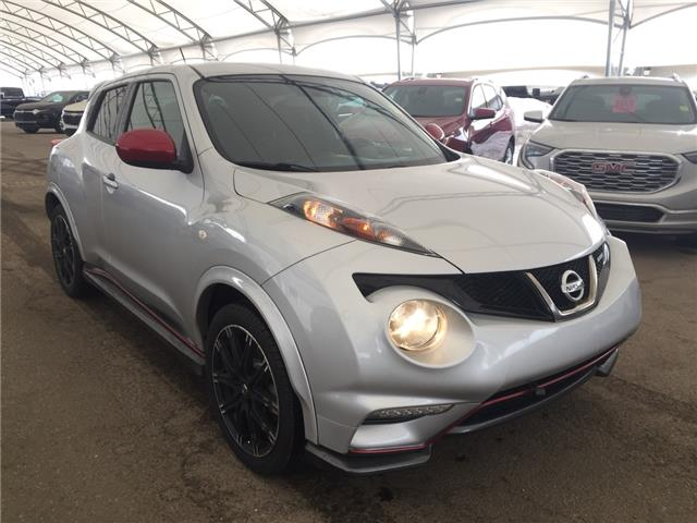 2014 Nissan Juke Nismo (Stk: 181642) in AIRDRIE - Image 1 of 43