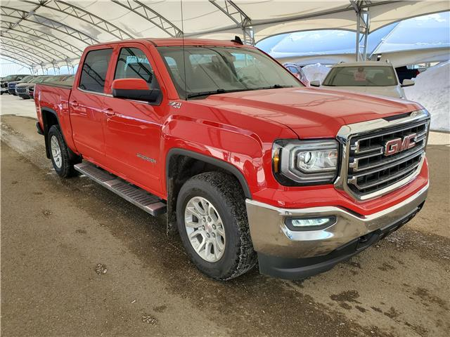 2017 GMC Sierra 1500 SLE (Stk: 156098) in AIRDRIE - Image 1 of 42