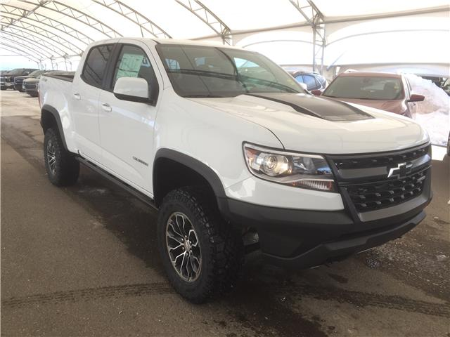 2020 Chevrolet Colorado ZR2 (Stk: 182495) in AIRDRIE - Image 1 of 35