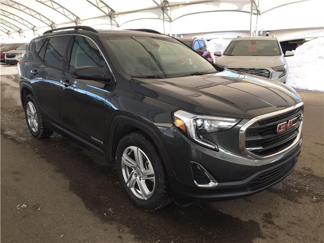 2020 GMC Terrain SLE (Stk: 181476) in AIRDRIE - Image 1 of 30