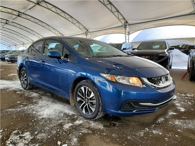 2013 Honda Civic EX (Stk: 182618) in AIRDRIE - Image 1 of 22
