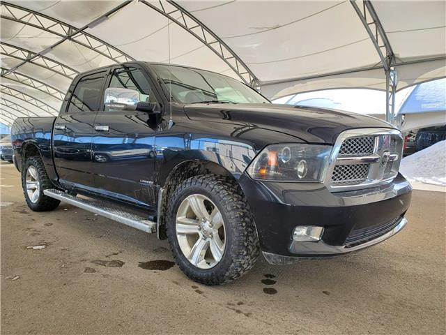 2012 RAM 1500 Laramie Longhorn/Limited Edition (Stk: 183016) in AIRDRIE - Image 1 of 29