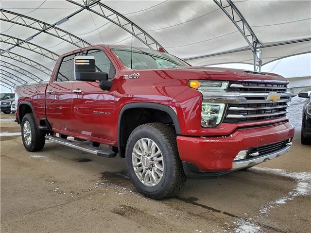 2020 Chevrolet Silverado 2500HD High Country (Stk: 183091) in AIRDRIE - Image 1 of 37