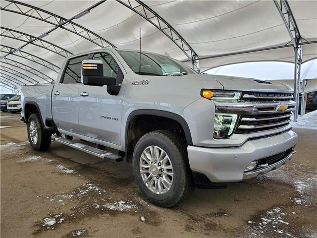 2020 Chevrolet Silverado 2500HD High Country (Stk: 183093) in AIRDRIE - Image 1 of 35