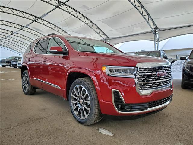 2020 GMC Acadia Denali (Stk: 183122) in AIRDRIE - Image 1 of 36