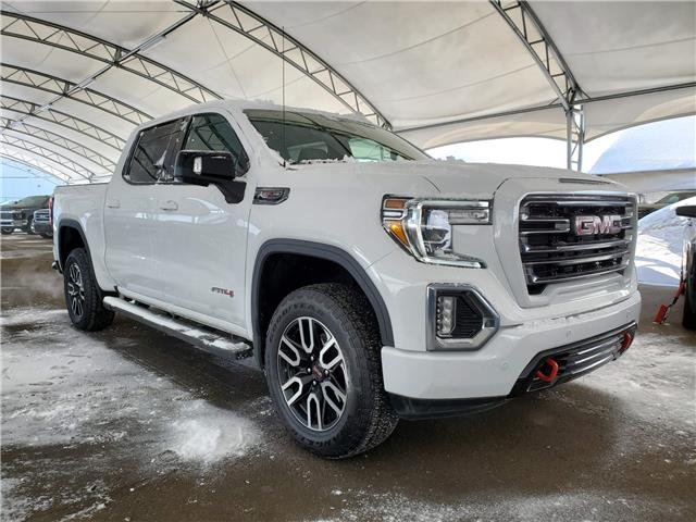 2019 GMC Sierra 1500 AT4 (Stk: 173458) in AIRDRIE - Image 1 of 33