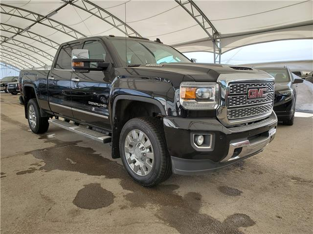 2019 GMC Sierra 2500HD Denali (Stk: 173802) in AIRDRIE - Image 1 of 32