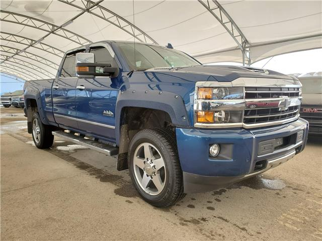 2019 Chevrolet Silverado 2500HD High Country (Stk: 177597) in AIRDRIE - Image 1 of 24