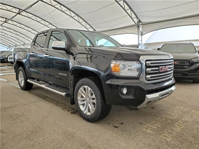2017 GMC Canyon SLT (Stk: 162590) in AIRDRIE - Image 1 of 28