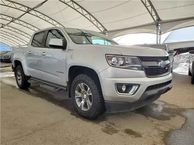 2017 Chevrolet Colorado Z71 (Stk: 156210) in AIRDRIE - Image 1 of 29