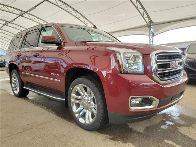 2020 GMC Yukon SLT (Stk: 183252) in AIRDRIE - Image 1 of 35