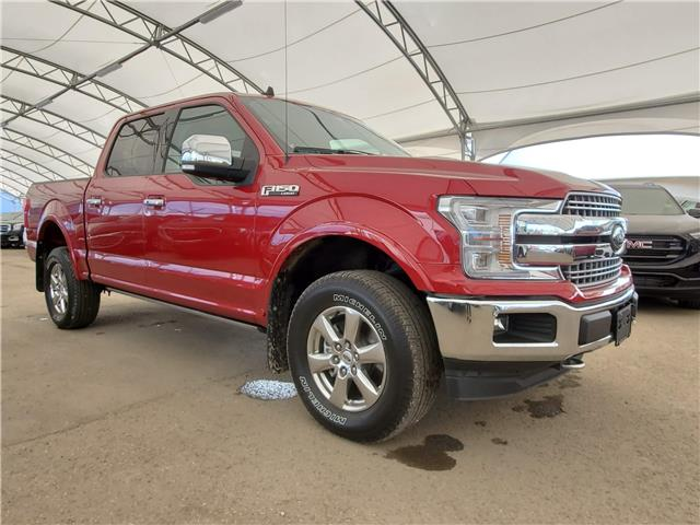 2019 Ford F-150 Lariat (Stk: 183358) in AIRDRIE - Image 1 of 29