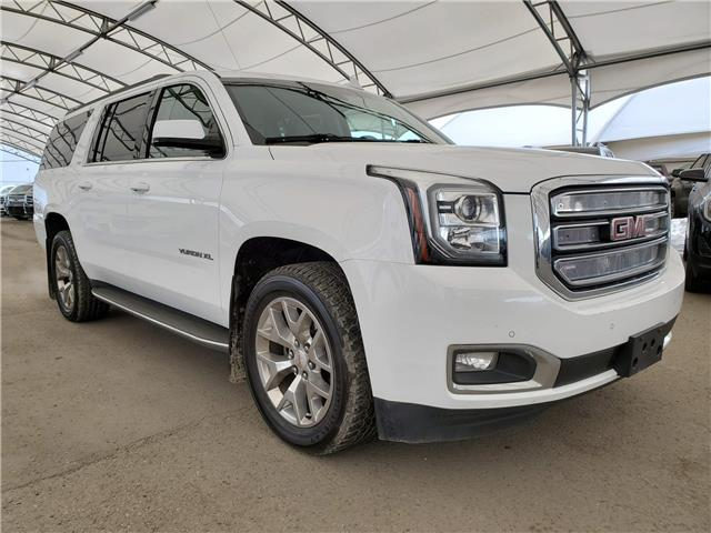 2015 GMC Yukon XL 1500 SLT (Stk: 135508) in AIRDRIE - Image 1 of 37