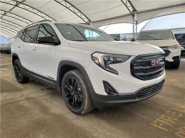 2020 GMC Terrain SLT (Stk: 182168) in AIRDRIE - Image 1 of 33