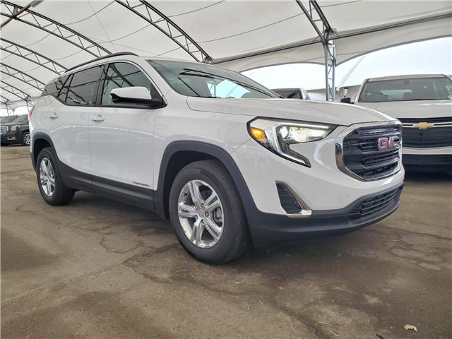 2020 GMC Terrain SLE (Stk: 182501) in AIRDRIE - Image 1 of 30