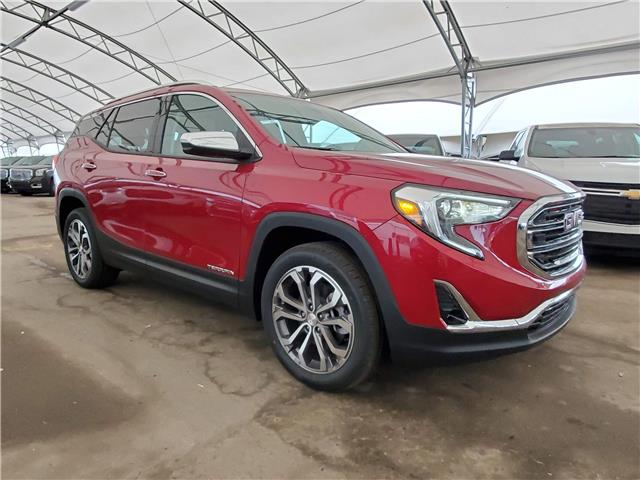 2020 GMC Terrain SLT (Stk: 182407) in AIRDRIE - Image 1 of 35