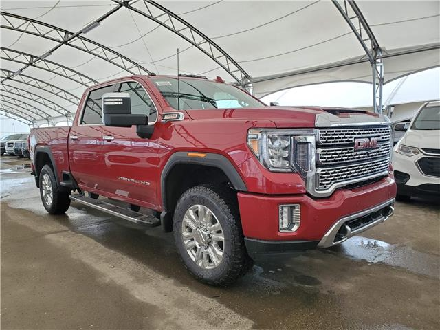 2020 GMC Sierra 2500HD Denali (Stk: 183967) in AIRDRIE - Image 1 of 40
