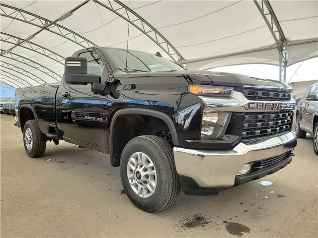 2020 Chevrolet Silverado 2500HD LT (Stk: 183117) in AIRDRIE - Image 1 of 25