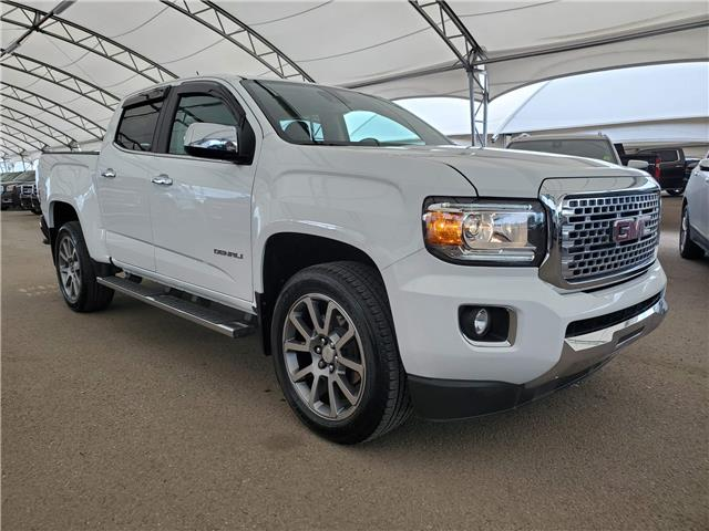 2018 GMC Canyon Denali (Stk: 183946) in AIRDRIE - Image 1 of 31